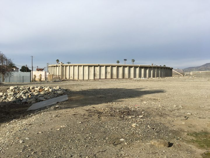 BRADY selected for 7.5 MG reservoir replacement project (City of Upland)