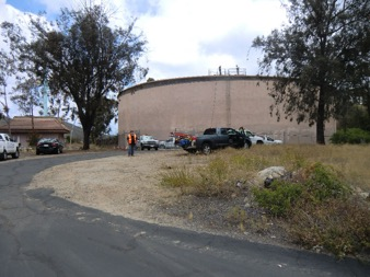 BRADY selected for $3.49M water storage reservoir restoration project.